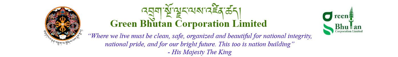 Green Bhutan Corporation Limited