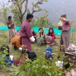 Second batch nursery management training