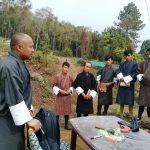 Nursery Management Training to Tsirang, Sarpang and Samtse