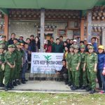 Wangdue Social Forestry Day